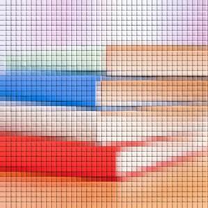 Pixelated journals