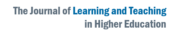 Journal of Learning and Teaching in Higher Education banner